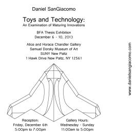 Three Drones Side B Daniel SanGiacomo