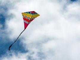 diamond-kite